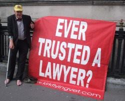 ever trusted a lawyer -liar- - 2015