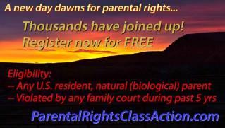 Parental Rights Class Action Lawsuit - parentalrightsclassaction-com