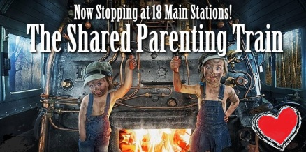 Shared Parenting Train - 2015