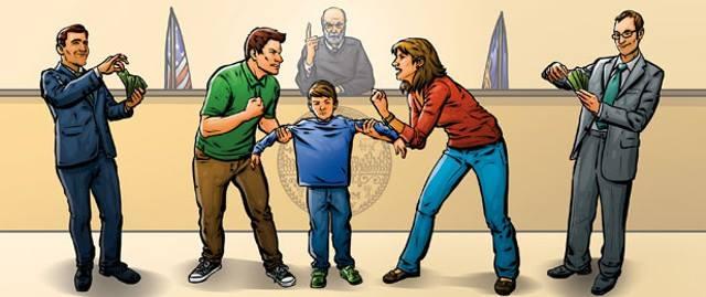 Aggressive Divorce Lawyers Hurt Parents andChildren.