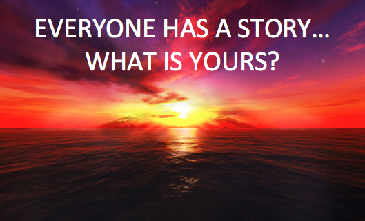 Tell Your Story - Blog 2015