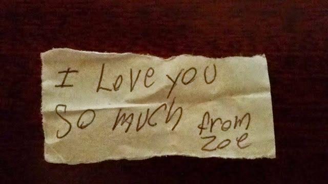 Zoraya's Note - 2014