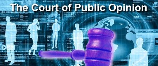 Court of Public Opinion - 2015