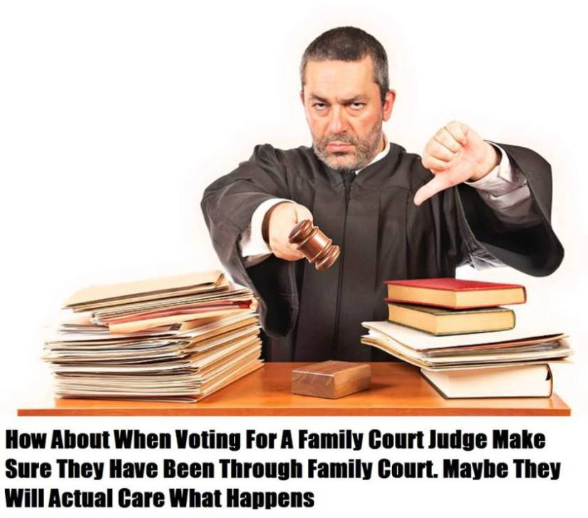 Exposed Corrupt Family CourtJudge