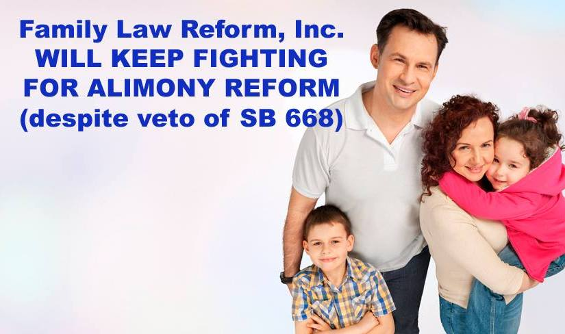 Family Law Reform, Inc. is an organization advocating family law reform and divorce law reform.