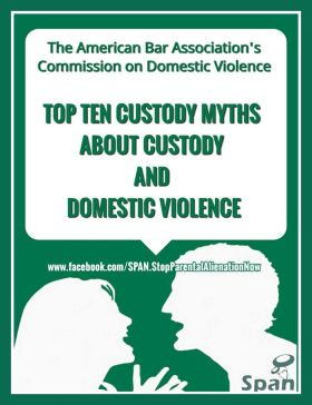 10 Custody-DV Myths Study - 2016
