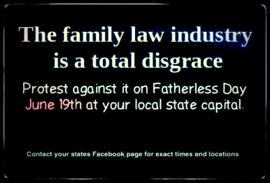 Family Law is a disgrace - 2016