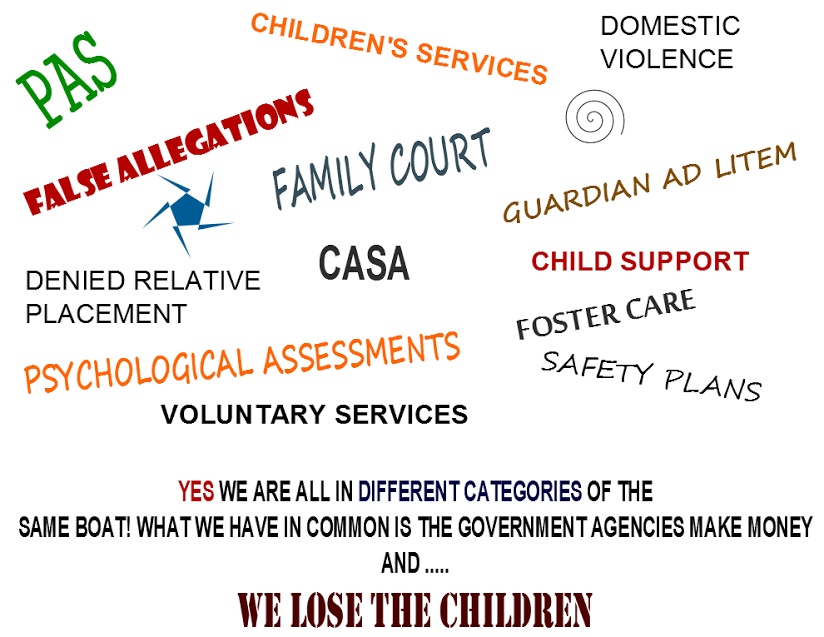 "Parents and Children in America are negatively affected by ""Family"" Courts"