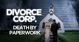 Divorce Corp Film: Death by Paperwork (Documentary)