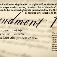 The Due Process Clause guarantees more than fair process...